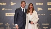 Iker Casillas's wife undergoes cancer surgery 3 weeks after husband's heart attack