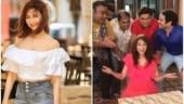 Bhabi Ji actress Saumya Tandon gets a warm welcome on sets. Watch video