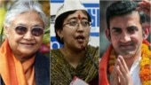 Sheila Dikshit, Atishi, Gautam Gambhir's fates to be sealed today as Delhi votes in Phase 6 Lok Sabha polls
