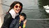 Shilpa Shetty wishes son Viaan on birthday: Didn't believe in miracles till I gave birth to you