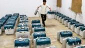 Three-layer security to protect EVMs