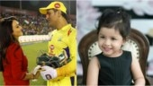 Preity Zinta warns MS Dhoni to be careful: I may just kidnap Ziva