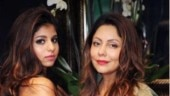 Suhana Khan pens emotional message for mom Gauri on Mother's Day. See adorable pic