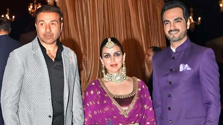 Esha Deol has a sweet wish for step-brother Sunny Deol ...