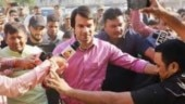 Tej Pratap Yadav's bodyguards beat up journalists at Patna polling booth
