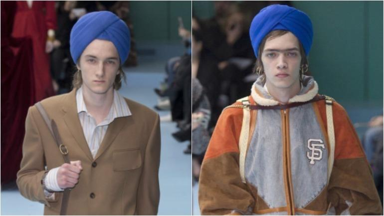 more photos 8fc9e 40107 Gucci sells Indy Turbans for Rs 56,000. Internet trolls ...