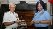 Air Chief Marshal Birender Singh Dhanoa newchairman of Chiefs of Staff Committee