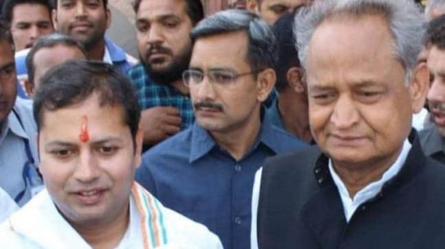 Rajasthan CM Ashok Gehlot's son Vaibhav defeated in Jodhpur Lok Sabha contest