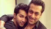Salman Khan shares shirtless photo, Varun Dhawan says Bhai has turned 18. See pic
