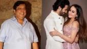 David Dhawan on Varun and Natasha Dalal's wedding: No question of a wedding this year