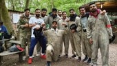 World Cup 2019: Virat Kohli goes paintballing with India teammates in Southampton