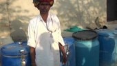 Faced with acute shortage, Bhilwara residents lock water containers to prevent theft
