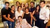 Ekta Kapoor visits Tirupati on her birthday, has late dinner with loved ones