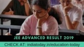 JEE Advanced Result 2019 date and time confirmed: How to check IIT JEE Advanced scores