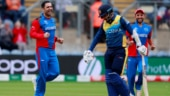 Mohammad Nabi records best bowling figures for Afghanistan in World Cups