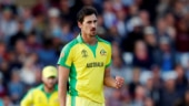 Mitchell Starc becomes the leading wicket-taker at World Cup 2019