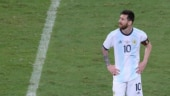 Copa America: It will take a while to accept it, says Lionel Messi on Argentina's loss to Bolivia