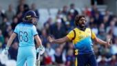 World Cup 2019: Malinga, Mathews star as Sri Lanka stun England in Leeds thriller