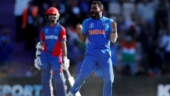 World Cup 2019: Mohammed Shami 2nd Indian to take World Cup hat-trick