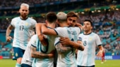 Argentina seal win against Qatar to advance to quarterfinals in Copa America