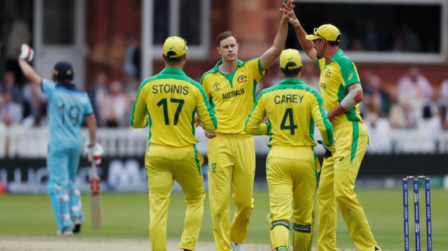World Cup 2019: Australia crush England to storm into semi-finals