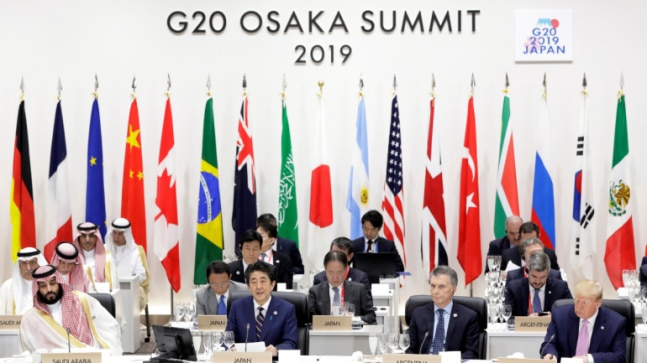 g20 summit 2019  from climate change to women empowerment