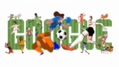 FIFA Women's World Cup 2019: Google kicks off the tournament with a doodle