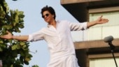 Eid 2019: Shah Rukh Khan shares selfie video with sea of fans at Mannat