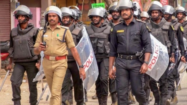 Three IS sympathisers arrested in Coimbatore, major attack foiled