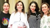 Nita Ambani enjoys wonderful afternoon with sisters Kareena Kapoor and Karisma in London. See pic