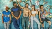 Varun Dhawan and Nora Fatehi show off abs in new pic from Street Dancer 3D sets