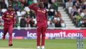 World Cup 2019: Sheldon Cottrell's salute is annoying, says Trevor Bayliss