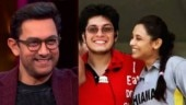 Aamir Khan wishes son Junaid happy birthday with quirky post: Wonder how he charmed Rani Mukerji