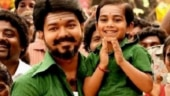 Vijay gifts camera to Mersal actor Akshath on his birthday