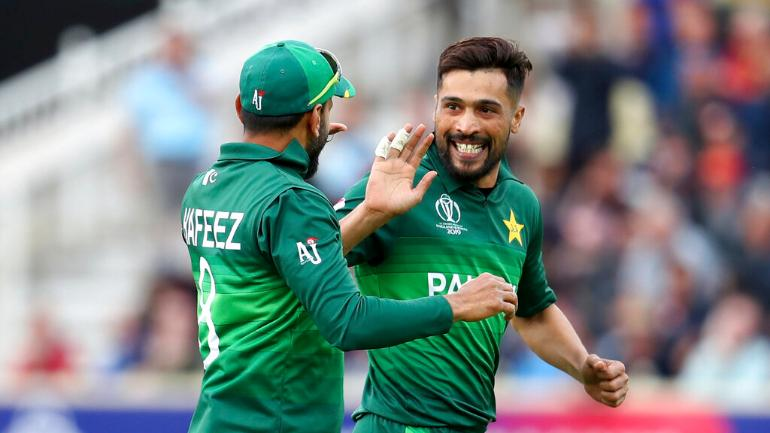 Muhammed Amir is part of Pakistan's 15-man squad for the ICC Cricket World Cup 2019. (AP Photo)