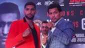 Neeraj Goyat was scheduled to take Amir Khan in the WBC Pearl World Championship bout on July 12
