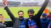 World Cup 2019: Sivakarthikeyan and Anirudh Ravichander watch India Vs Pakistan in England. See pic