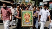 Row erupts over controversial Lord Ayyappa poster in Kerala college