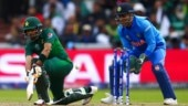India vs Pakistan: Fans react after MS Dhoni makes rare mistake
