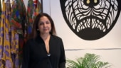 Neena Gupta leaves London gasping for air in plunging neckline top and denims with long boots