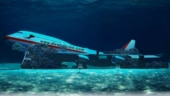 Bahrain to sink Boeing 747 for underwater theme park. Read details here