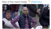 Pakistan vs Australia World Cup match gave Internet a meme for all seasons. Even ICC agrees