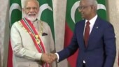 In a first, ferry service to connect India and Maldives