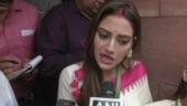 I represent inclusive India: Nusrat Jahan slams trolls for sindoor remarks