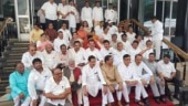 Maharashtra Opposition MLAs demand complete farm loan waiver