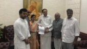 5 TDP MPs challenge defection of four former colleagues to BJP, meet Venkaiah Naidu