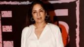 Neena Gupta steals the spotlight in all-white sheer attire at Article 15 screening. See pics