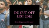 DU Cut off List 2019: All you need to know about cut-offs, verification and documents