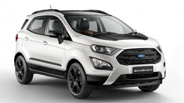 Ford EcoSport Thunder Edition Launched At Rs 10.18 Lakh
