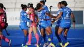 FIH Series Finals: Indian women's hockey team defeats Japan in final